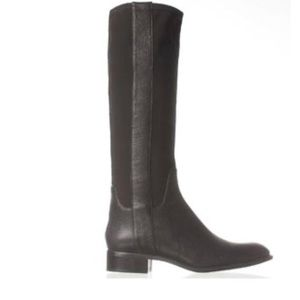"""Nine West """"Joesmo"""" leather riding boots"""